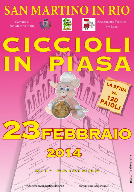 CICCIOLI IN PIASA........... MAIALI IN CORSO !!!