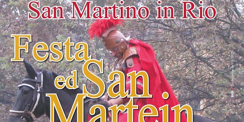 ARRIVA SAN MARTINO, IL NOSTRO SANTO PATRONO